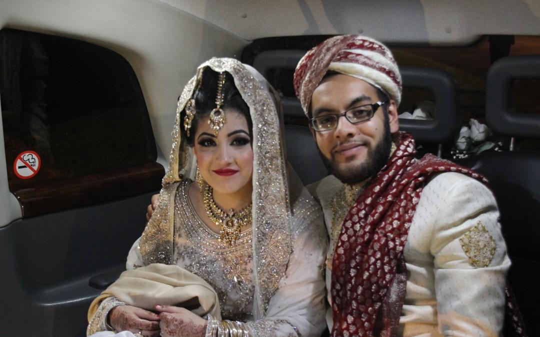 Asir & Zainab 18th April 2014