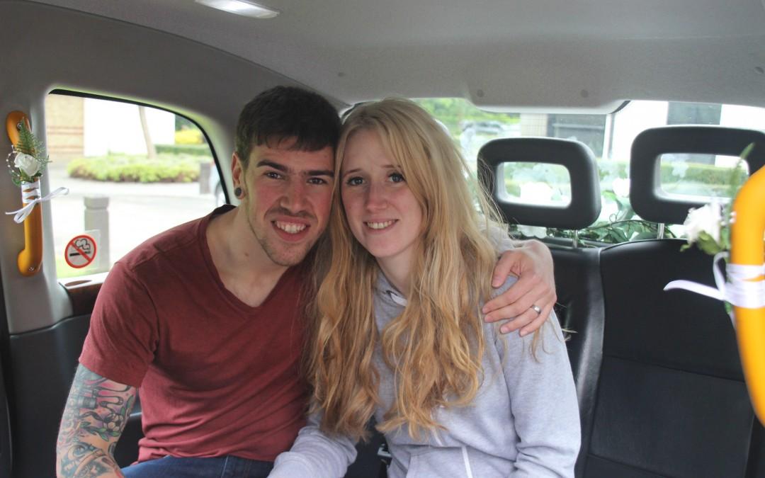 Ryan & Emma 11th May 2014