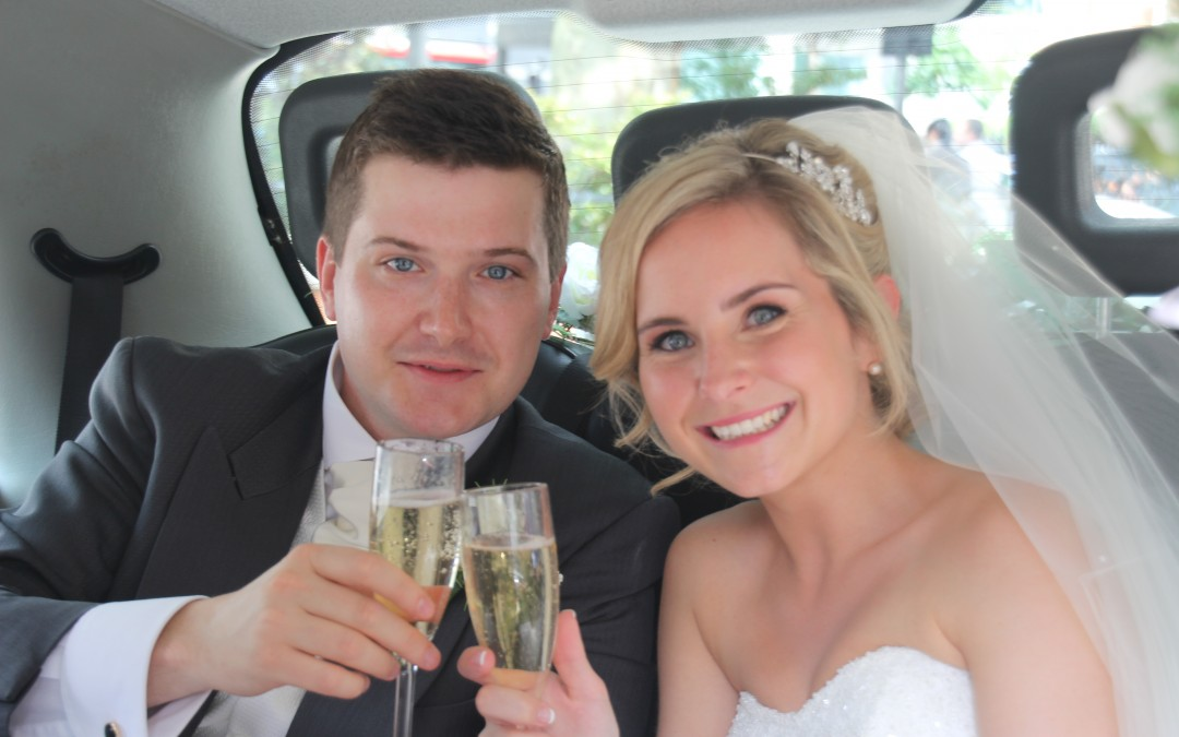 Richard & Becky 26th July 2014